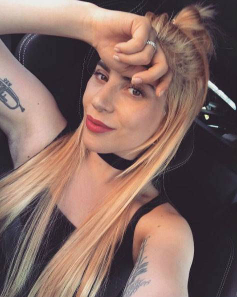 Lady Gaga, le immagini più famose 12