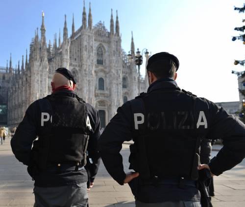 Milano, furto anomalo di materiale incendiario. Allerta massima