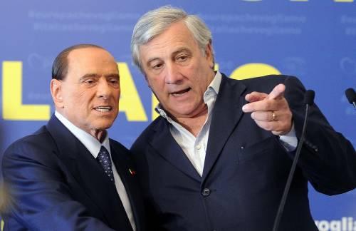 """Berlusconi chiama gli alleati. Tajani, orgoglio azzurro: """"Vincono i nostri candidati"""""""