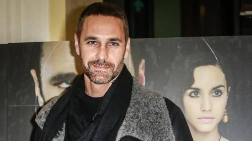 """Raoul Bova: """"Così sono diventato Giorgio Armani"""""""