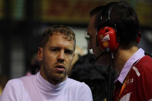 "Gp Singapore, Minardi: ""Ecco i tre errori di Vettel a Singapore"""