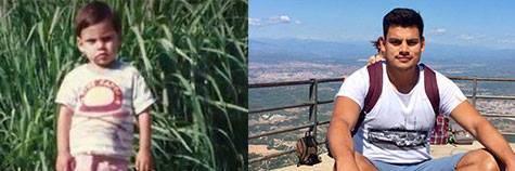 Da El Salvador alla Sicilia: ora Julio cerca la madre naturale