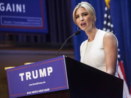 Ivanka Trump, bellezza presidenziale: foto 8