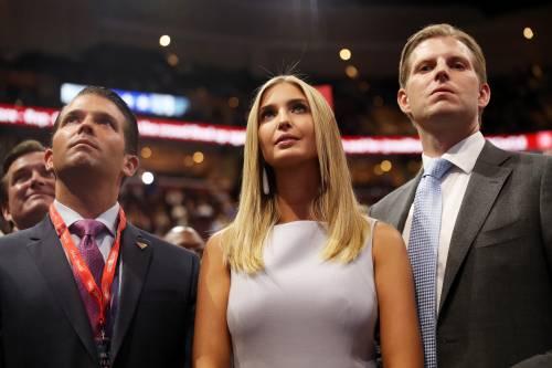 Ivanka Trump, bellezza presidenziale: foto 11