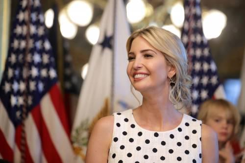Ivanka Trump, bellezza presidenziale: foto 14