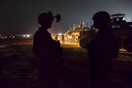 Guerra infinita dei soldati Usa: 4 morti in un deserto sperduto