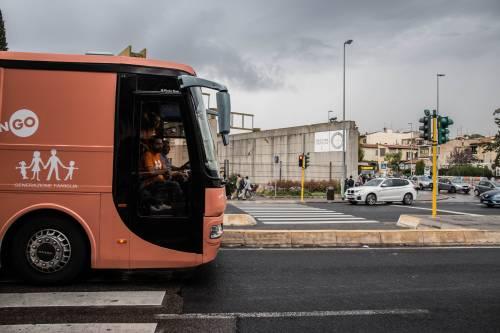 Il bus antigender che non piace ai benpensanti