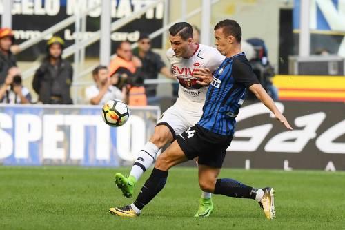 D'Ambrosio fa felice l'Inter: Genoa ko 1-0 all'87'. Terzo posto per i nerazzurri