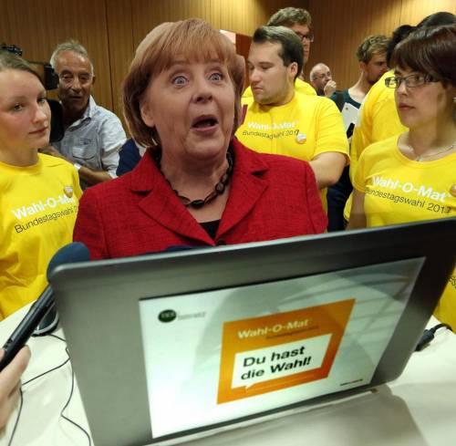 Anche i  tedeschi si arrabbiano