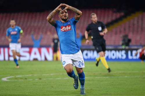 Il Napoli vince anche in Champions: secco 3-1 al Feyenoord