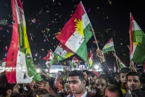 L'indipendentismo curdo ammaina la bandiera?