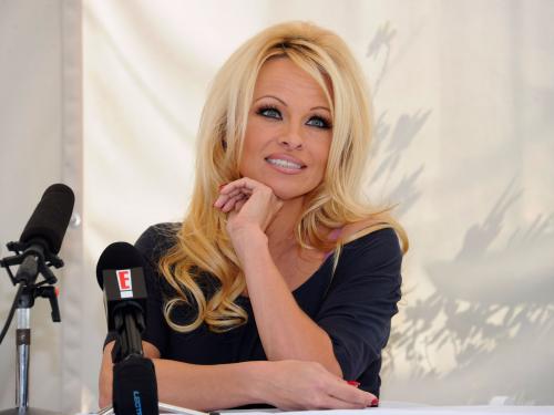 Pamela Anderson, le foto sexy 4