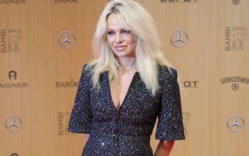 Pamela Anderson, le foto sexy 15