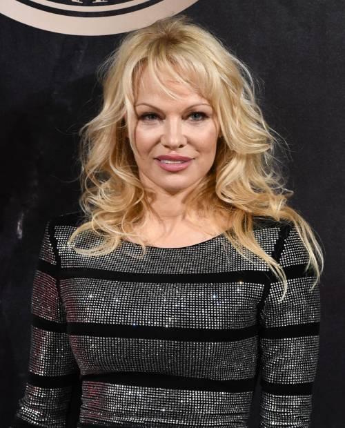 Pamela Anderson, le foto sexy 24