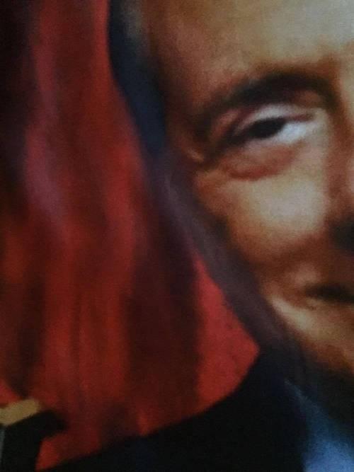 Le lenzuola di compleanno per Berlusconi 2