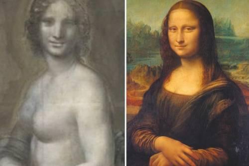 """Il nuovo mistero Da Vinci. Una """"Gioconda"""" senza veli"""