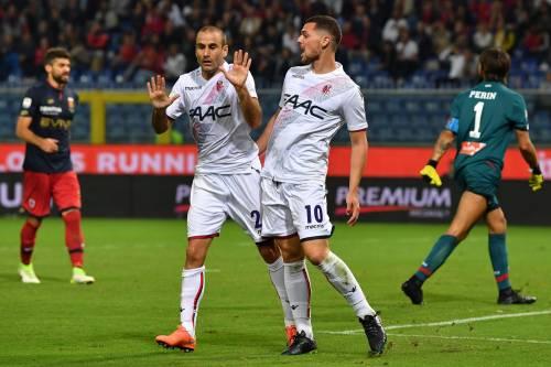 Un gol dell'ex condanna il Genoa: Palacio regala i tre punti al Bologna