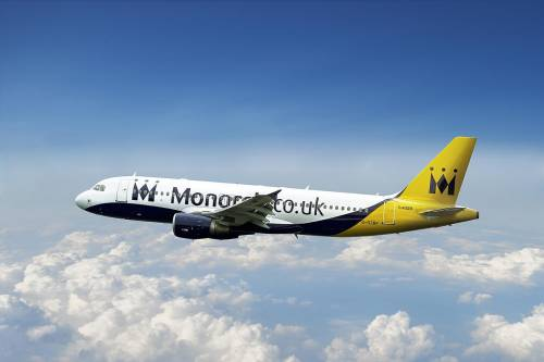 Monarch Airlines fallisce nella notte. 110mila passeggeri a terra