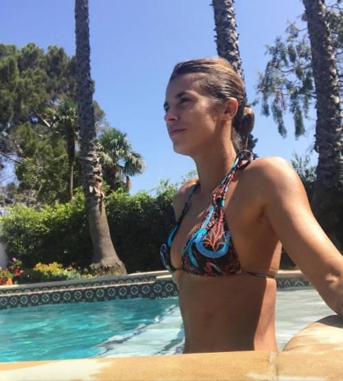 Elisabetta Canalis sexy su Instagram 6