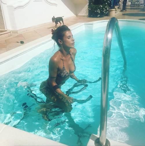 Elisabetta Canalis sexy su Instagram 9