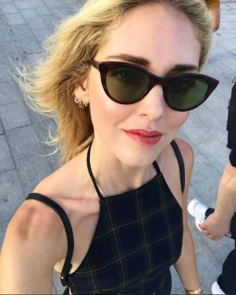 Chiara Ferragni, le immagini più intriganti 26