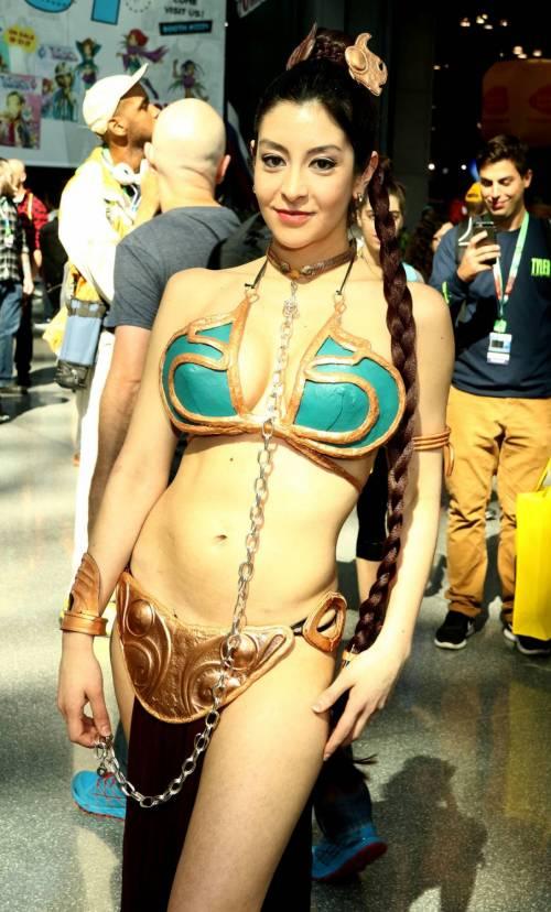 I costumi più sexy del Comic Con