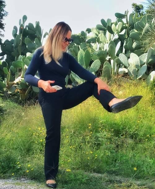 Naike Rivelli e Ornella Muti sexy su Instagram 7