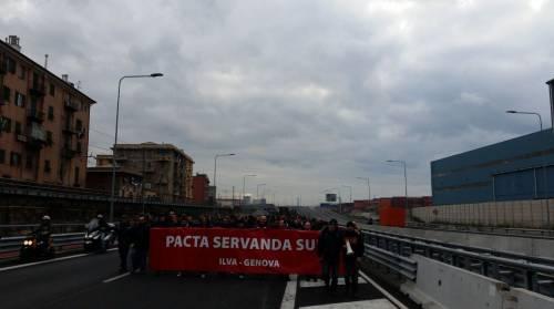 Ilva in sciopero  3
