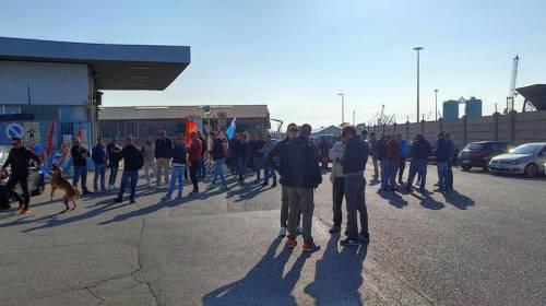 Ilva in sciopero  4