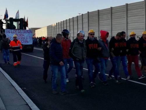 Ilva in sciopero  7