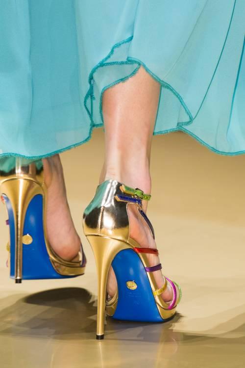 Fashion, le scarpe italiane sfilano in Kazakistan