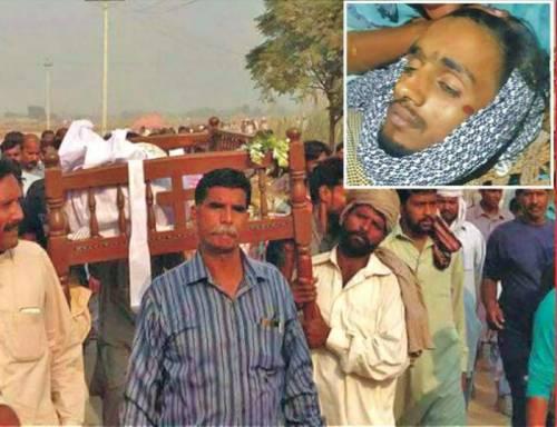 Pakistan, studente cristiano torturato a morte dalla polizia