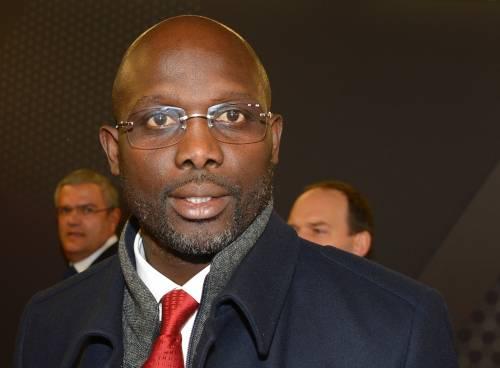 Liberia, serpenti nell'ufficio del presidente George Weah
