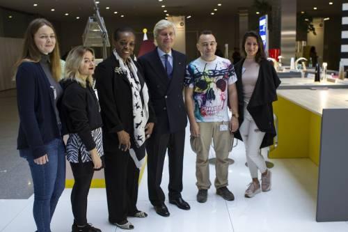 SaloneSatellite, assegnati a Mosca gli Award ai giovani designer