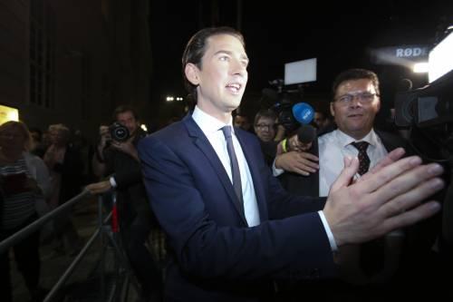 Austria, vince la destra forte ma non estremista. Un messaggio per Salvini