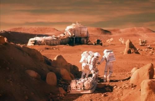 Segnali di vita su Marte: trovate molecole organiche