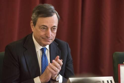 """A dicembre stop al QE. Ma Draghi assicura: """"Serviranno ancora stimoli"""""""