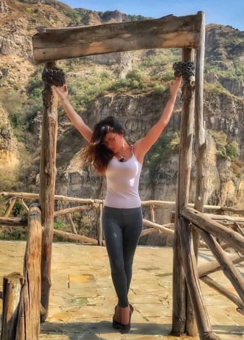 Naike Rivelli sexy su Instagram 9