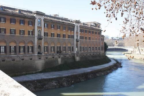 Roma, caso di tubercolosi al Fatebenefratelli: colpito un 35enne