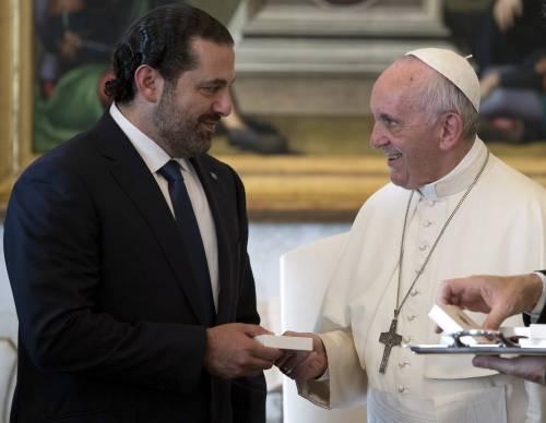 Il Papa rifiuta il nuovo ambasciatore libanese: è legato alla massoneria