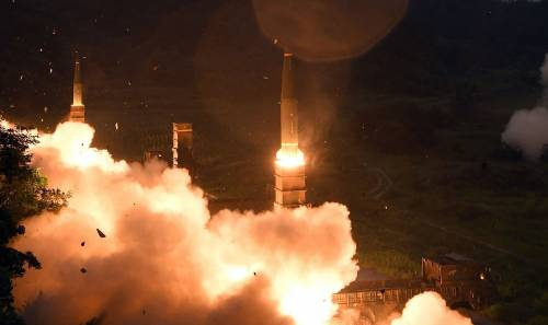 Quanto manca a una guerra tra Stati Uniti e Corea del Nord