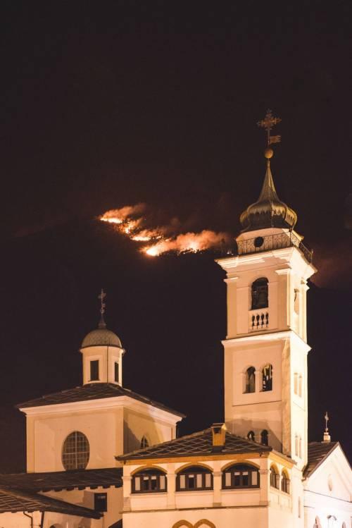 Incendi in Val di Susa 3