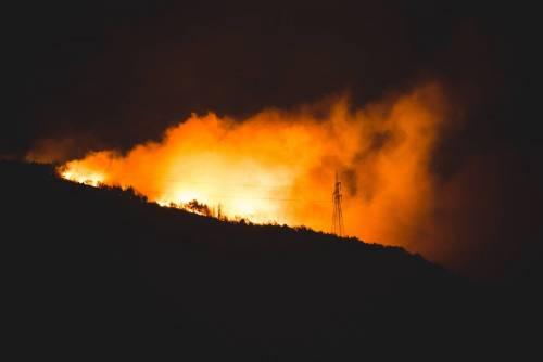 Incendi in Val di Susa 4