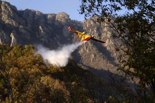 Incendi in Val di Susa 6