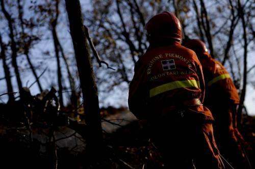 Incendi in Val di Susa 9