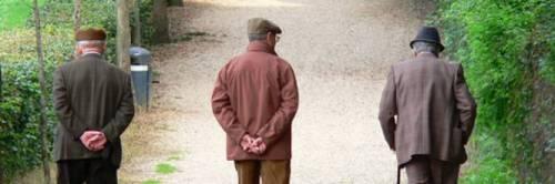 Soverato, a cento anni in piedi il giorno dopo l'intervento al femore