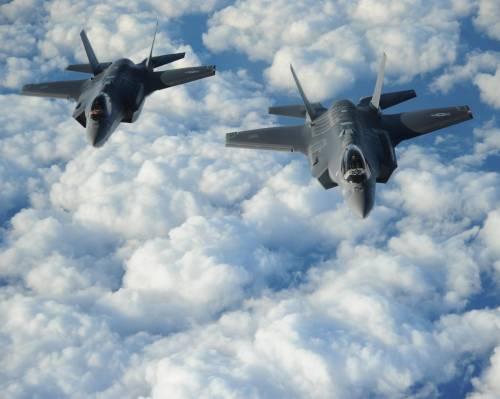 Troppi precari a Cameri: sciopera la fabbrica degli F-35