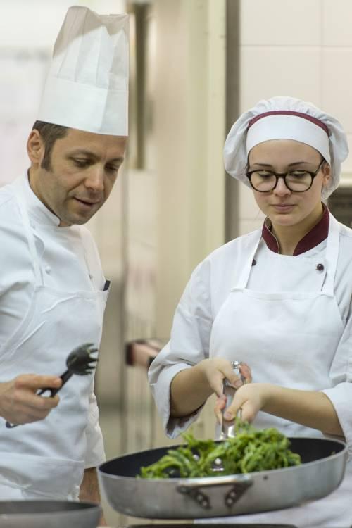 Lo chef del Quirinale che fa mangiare le regine e cucina solo all'italiana