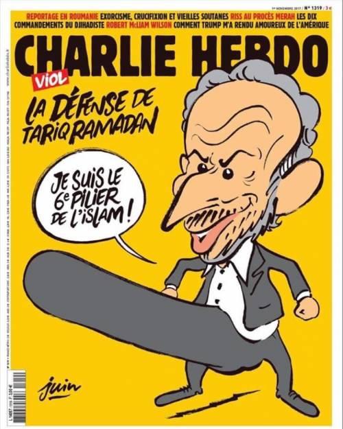 Dopo vignetta su Ramadan minacce di morte a Charlie Hebdo