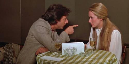 "Meryl Streep accusa Dustin Hoffman: ""Mi ha toccato il seno"""